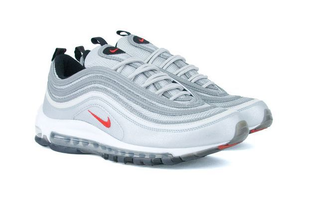 quality design db9bb f86d9 Nike Air Max 97 Year released  1997 Complex says  The visible Air Max unit  from the heel all the way to the toes had the 97s stunting on other runners  ...
