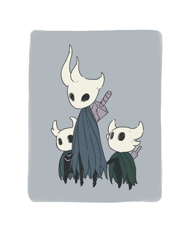 Unofficial Hollow Knight Blog Catanutella So I Thought Broken Vessel Lost Hollow Night Hollow Art Smile Drawing