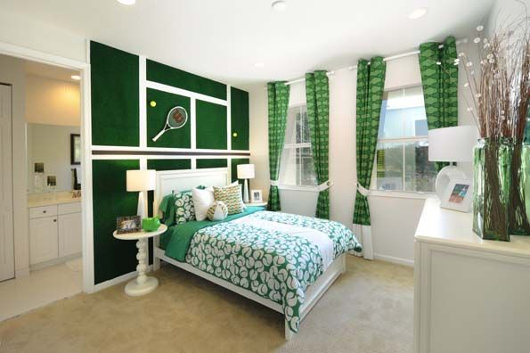 . camere   Tennis   Tennis decorations  Bedroom themes  Room themes
