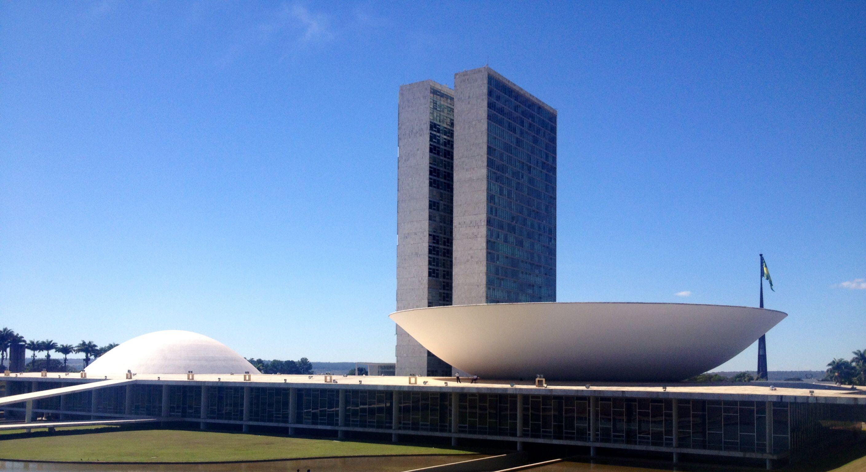 Congresso Nacional - Brasília - Distrito Federal - Brazil