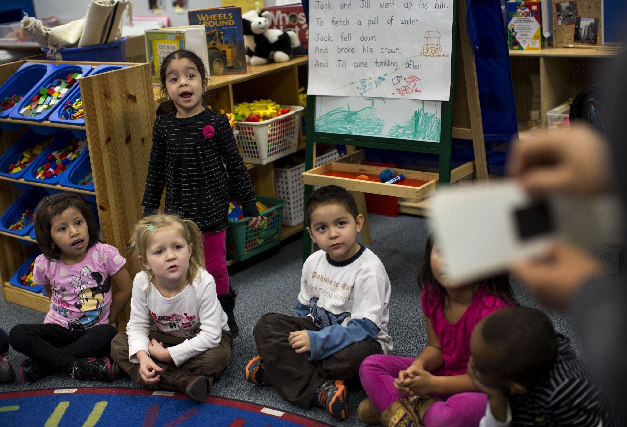 Pre K Teachers Lurch Between Feeling Like Heroes And