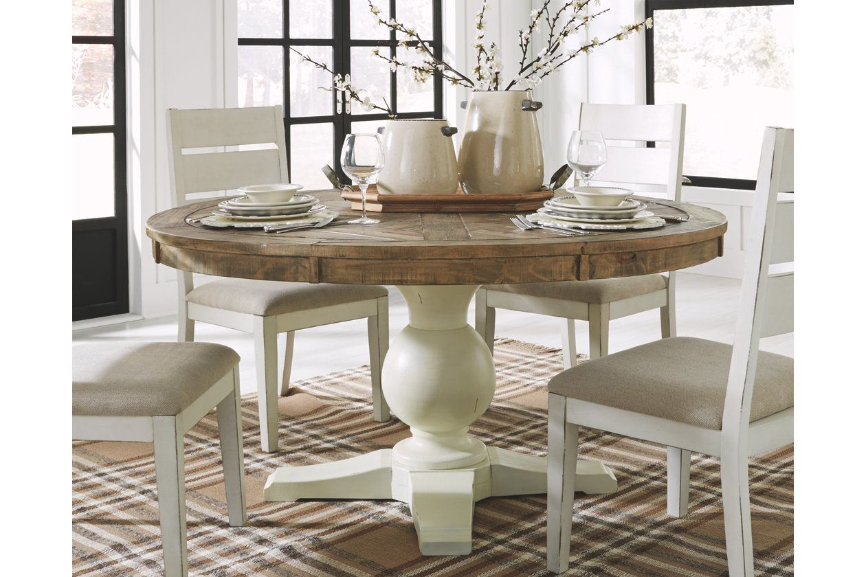 Grindleburg Dining Room Table Dining room small, Ashley