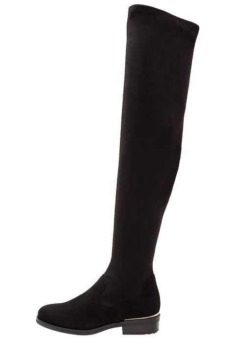 126826f6102 Köp Dune London TAIYA - Overkneeskor - black för 1 995
