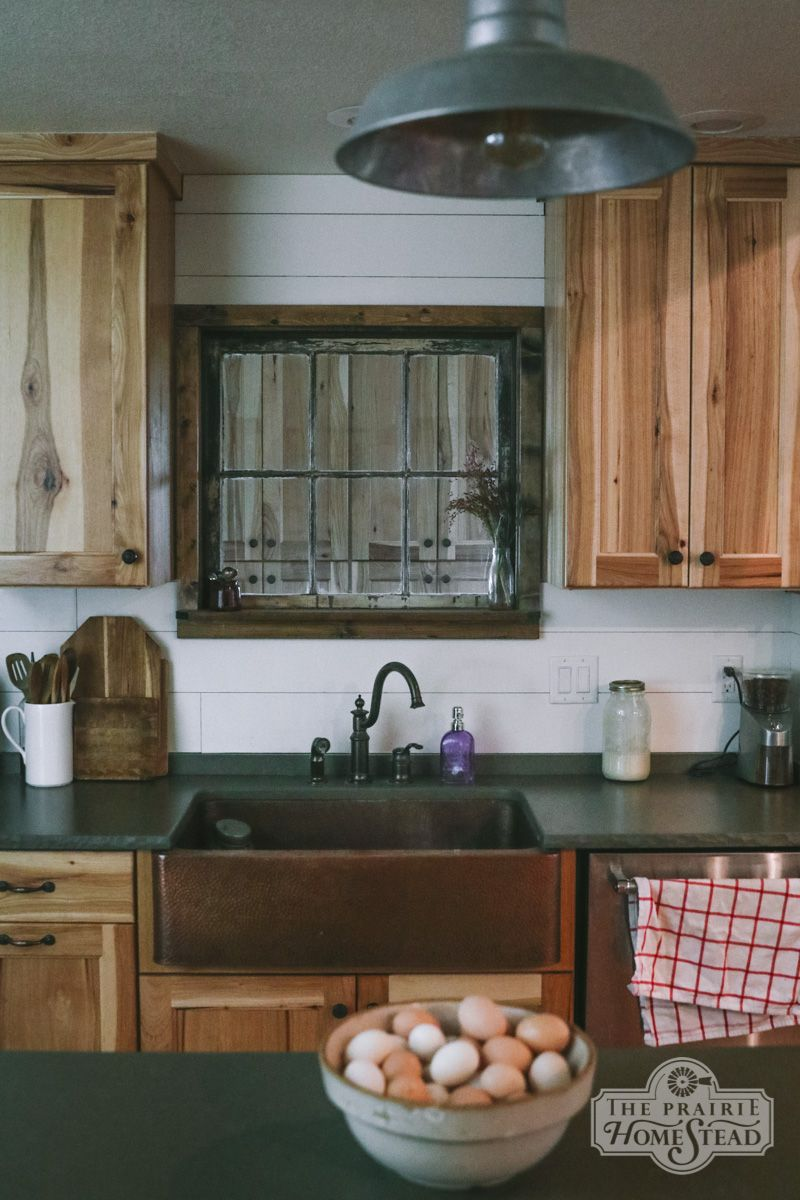 Diy Shiplap Kitchen Backsplash Kitchen Design Kitchen Remodel