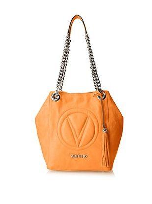 Valentino Bags by Mario Valentino Women's Bona Tote, Orange