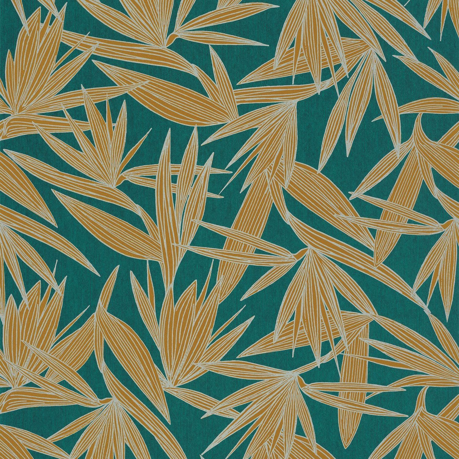 Alizarine wallpaper by casamance price on request