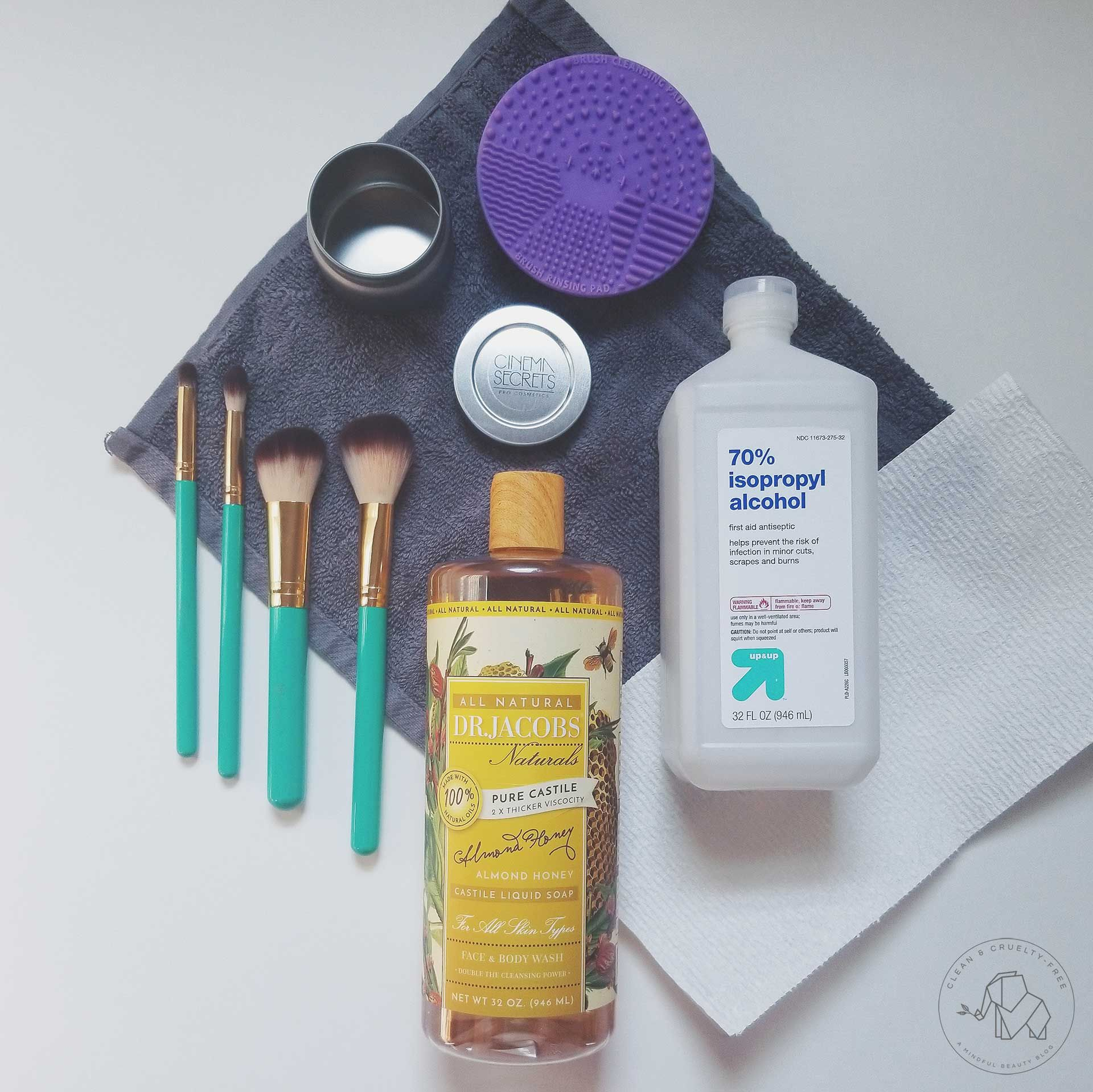 How to Clean Makeup Brushes Like a Pro How to clean
