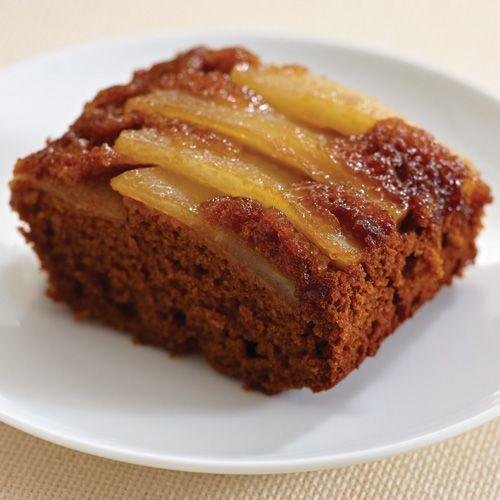 Image Result For How To Cook Tasty Pear Upside Down Cake