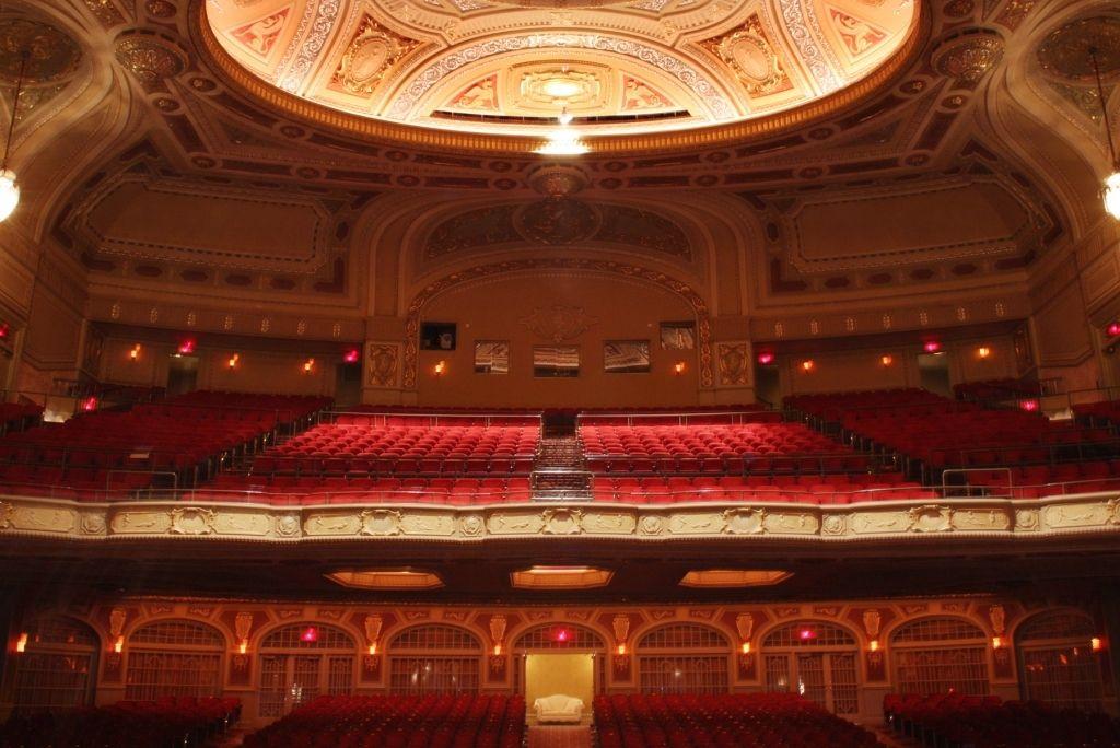 The Brilliant As Well As Attractive Rialto Theatre Seating Chart Di 2020
