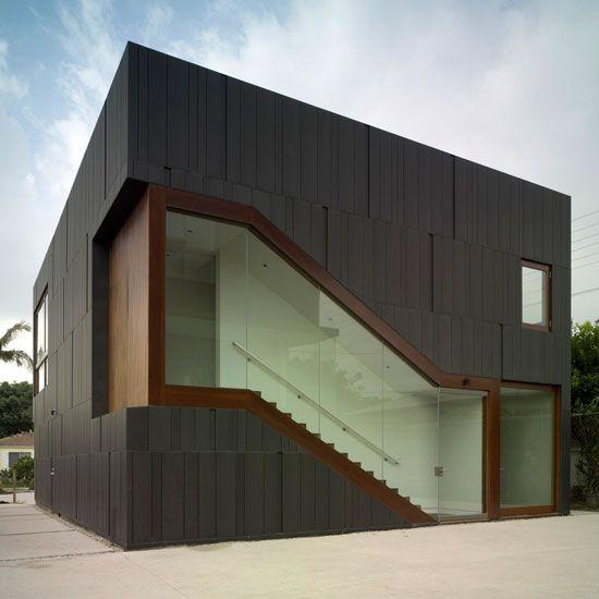 studio 0.10 architects: mush residence, LA