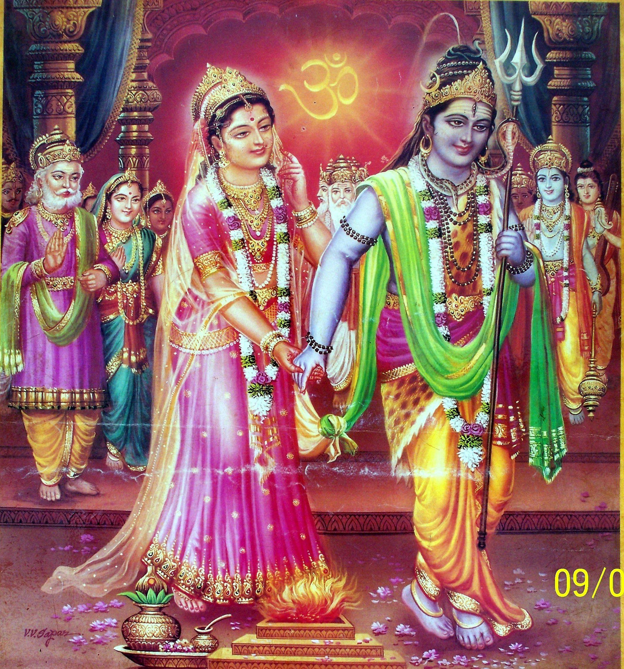Kalyana – PariNaya   goddess of India   Lord vishnu, Lord