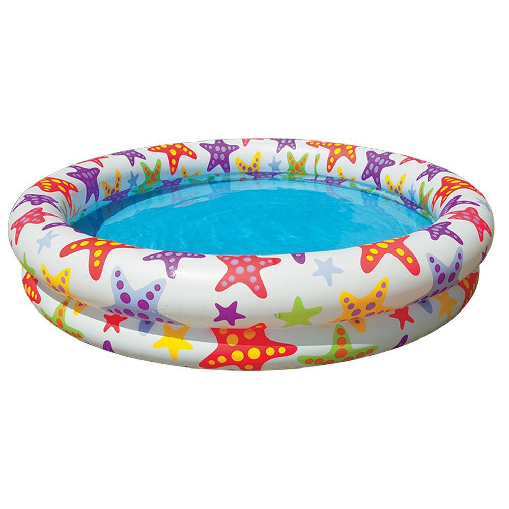 #Pools #INTEX #59421 Intex Aufblasbar Rund 114l Aufstellpool Alter: 1+Intex