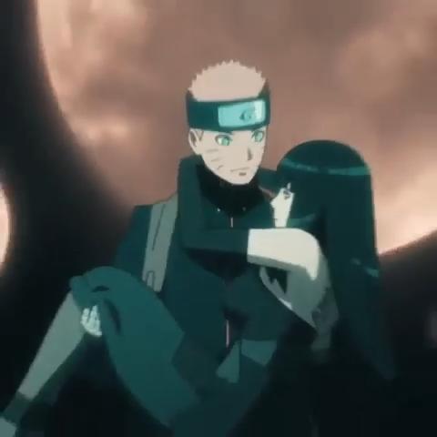 Photo of Naruto & Hinata