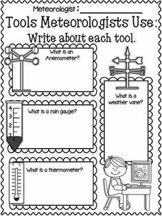 weather unit weather science second grade science. Black Bedroom Furniture Sets. Home Design Ideas