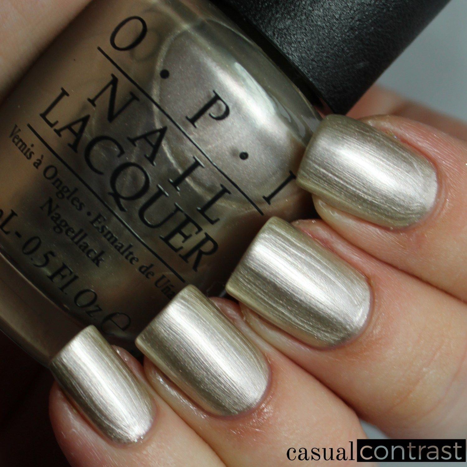 OPI New Orleans: Nail Polish Swatches & Review • Casual Contrast ...