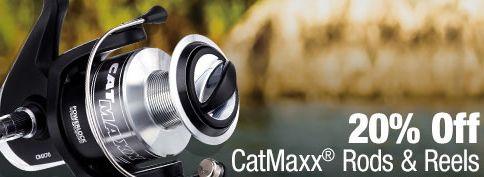 CatMaxx Rods & Reels   Bass Pro Shops   Good buddy, Gifts ...