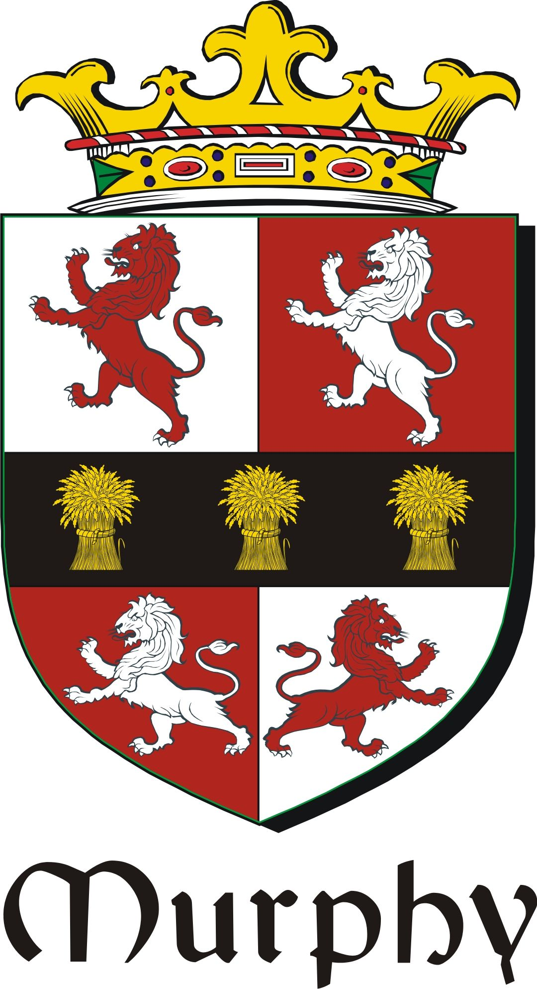 Image result for MURPHY COAT OF ARMS