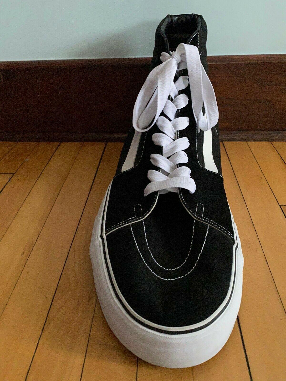 size 66 vans shoe