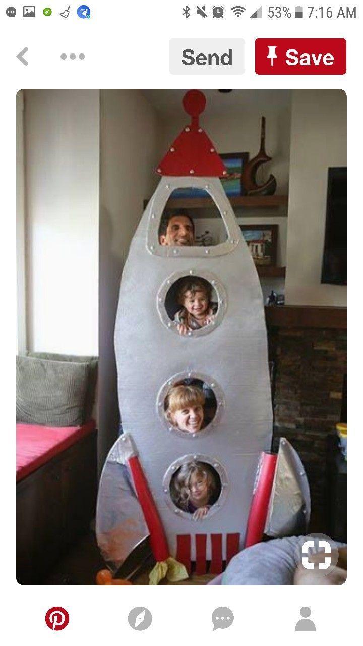 Space Decor Idea