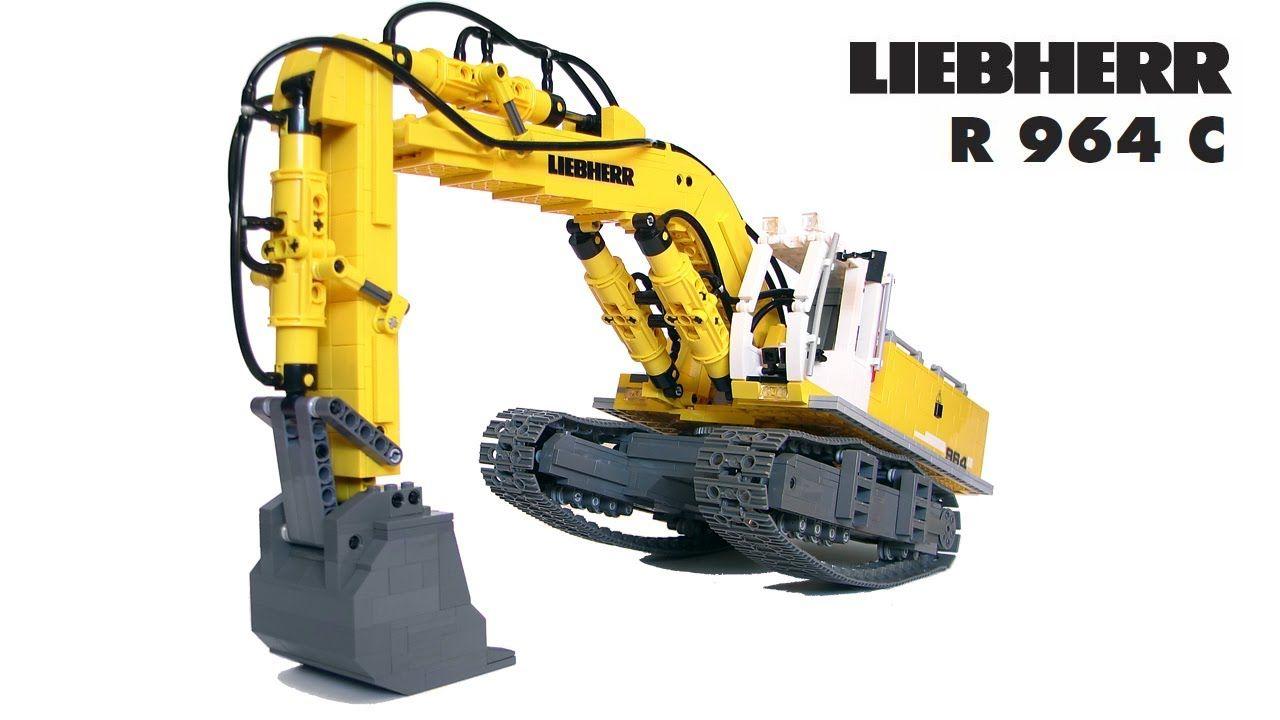 lego bulldozer 7685 instructions