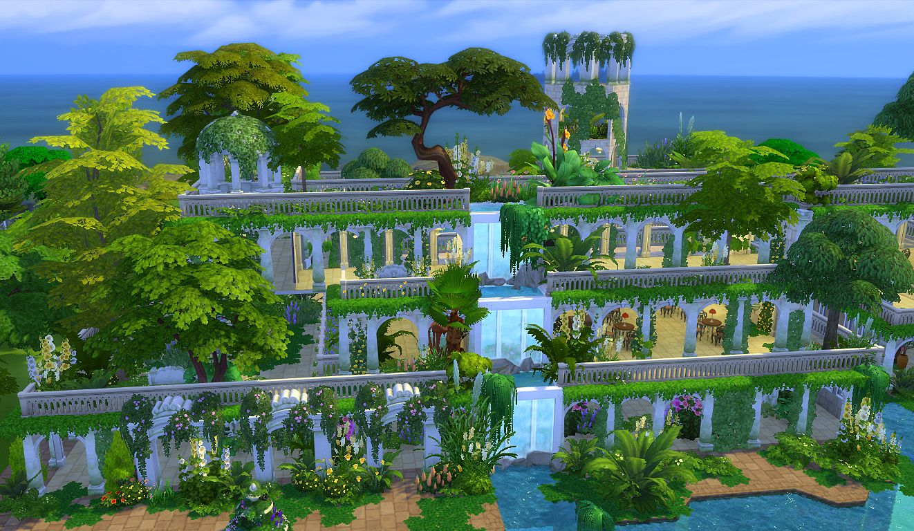 7ffef4f85443023565b6fe19f93a9b26 - How Did The Hanging Gardens Of Babylon Get Water