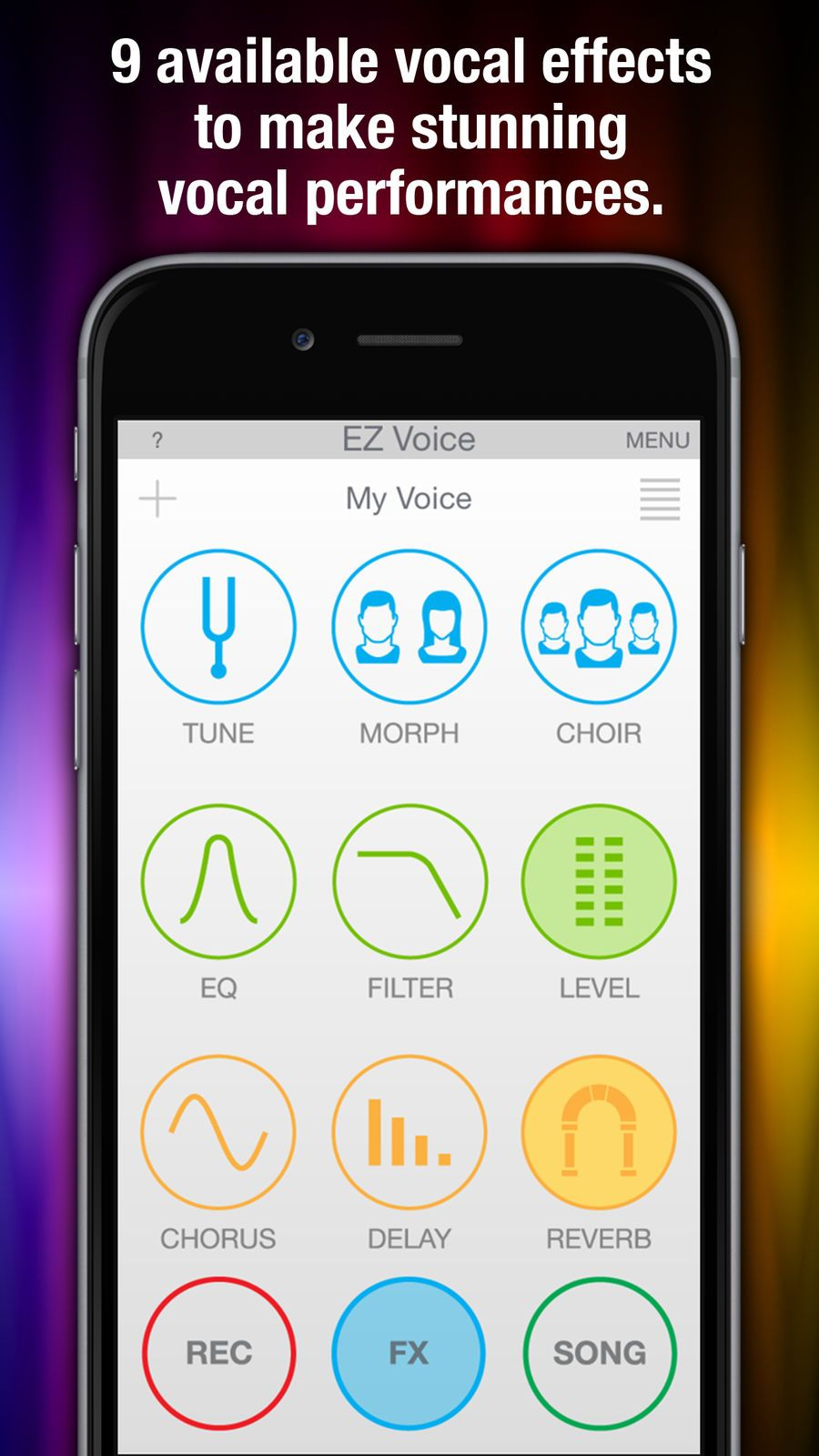 EZ Voice EntertainmentMusicappsios Ios apps