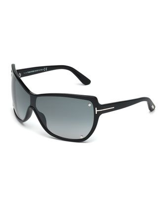90dc05608551 Ekaterina Shield Sunglasses with Screws