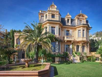 10 Bedroom House For Sale With 0 33 Hectares Of Land Californie Cannes French Riviera Sale House Luxury Real Estate French Riviera