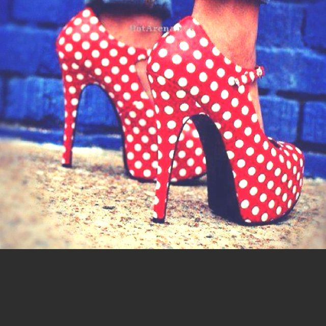 These are so cute! But I like my ankles non-broken thanks.