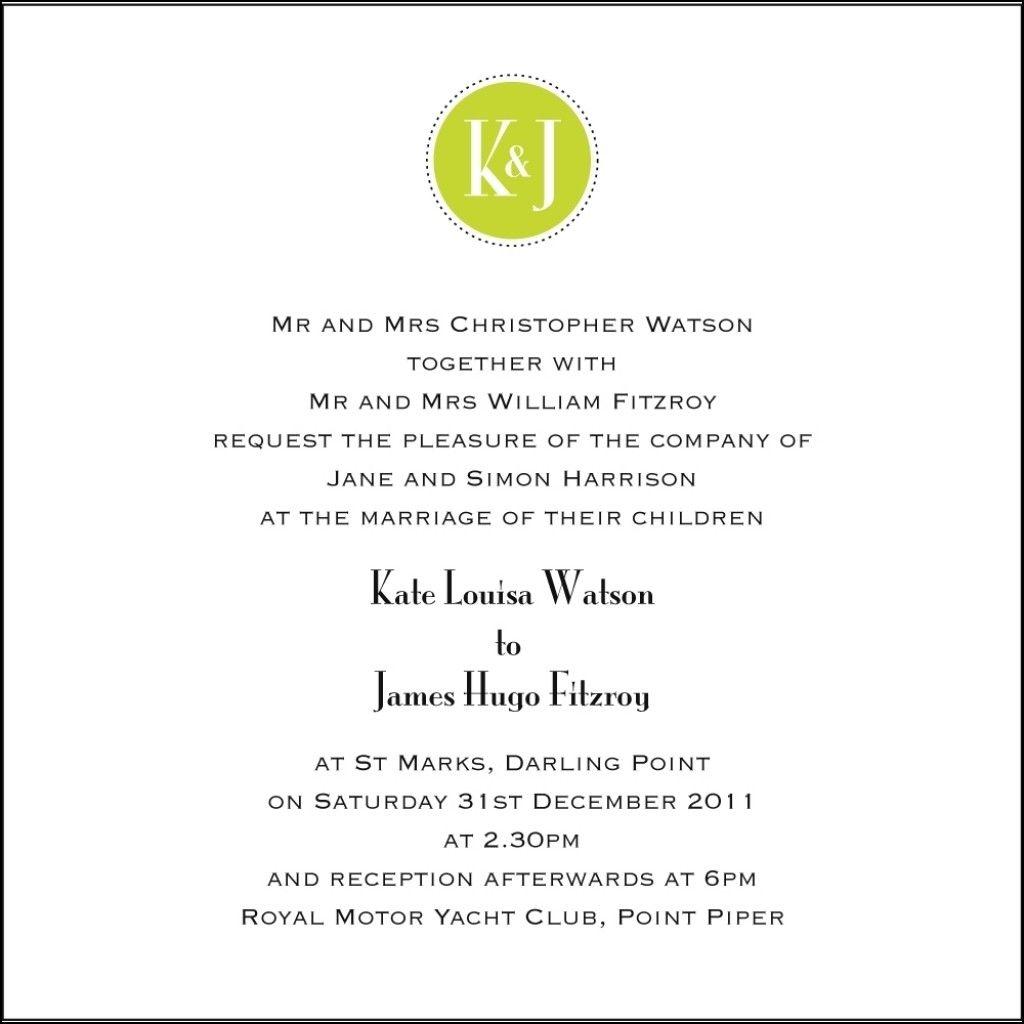 Wedding Invitations Protocol | Wedding Invitations | Pinterest ...