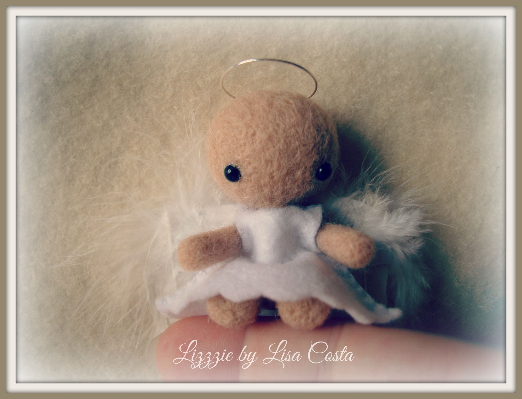 Little baby angel