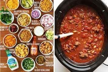 This Epic Chili Bar Is The Easiest Party You'll Ever Throw #chilibar This Slow Cooker Chili Bar Will Make Your Super Bowl And Your Life #chilibar This Epic Chili Bar Is The Easiest Party You'll Ever Throw #chilibar This Slow Cooker Chili Bar Will Make Your Super Bowl And Your Life #chilibar This Epic Chili Bar Is The Easiest Party You'll Ever Throw #chilibar This Slow Cooker Chili Bar Will Make Your Super Bowl And Your Life #chilibar This Epic Chili Bar Is The Easiest Party You'll Ever Throw #ch #chilibar