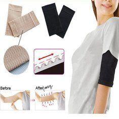 #Banggood 2 шт ультра-тонкие руки для похудения Корректирующее белье массажные рукава (960041) #SuperDeals Подробно на сайте: |  http://superamazing.ru/bodyslimmer/?ref=80596&lnk=1442005