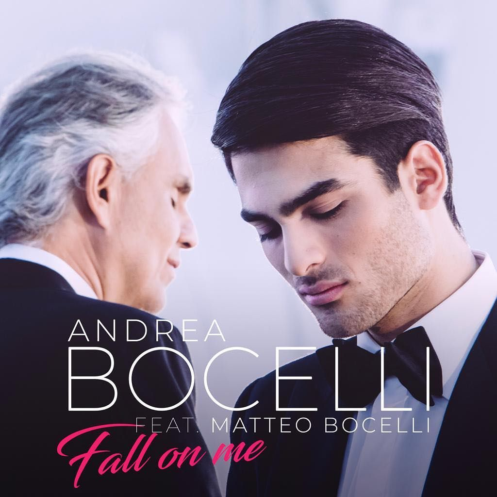 Andrea Bocelli On Instagram Andrea And Matteobocelli Will Be