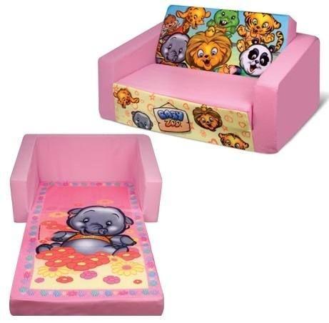 Um sof que vira sof cama colorido a crian a al m de for Sofa que vira beliche onde comprar