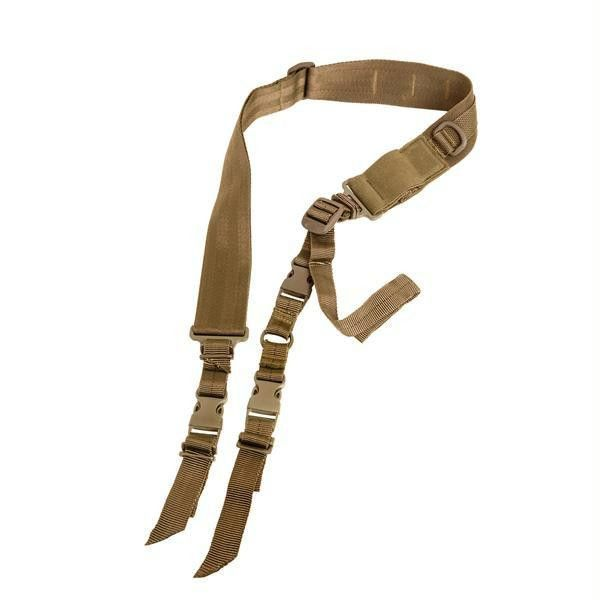 Vism By Ncstar 2 Point Tactical Sling-Tan
