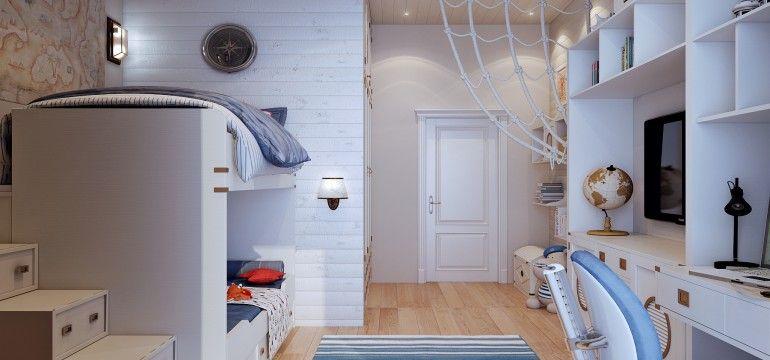 Cameretta da ragazzo con soppalco caroti design mag children bedroom furniture pinterest - Cameretta ragazzo design ...