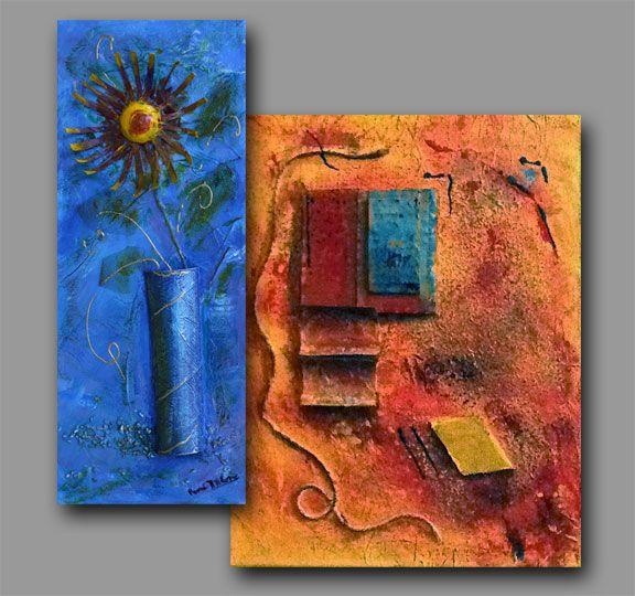 Ateliers De Collages Et Textures En Peinture Acrylique Peinture
