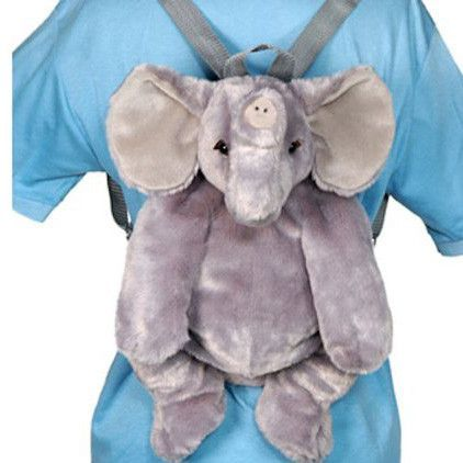 Travel Buddies Elephant Backpack