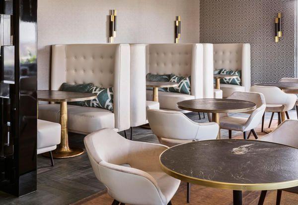 L 39 arredamento etnico del nuovo hilton hotel di tangeri for Arredamento ristorante italia
