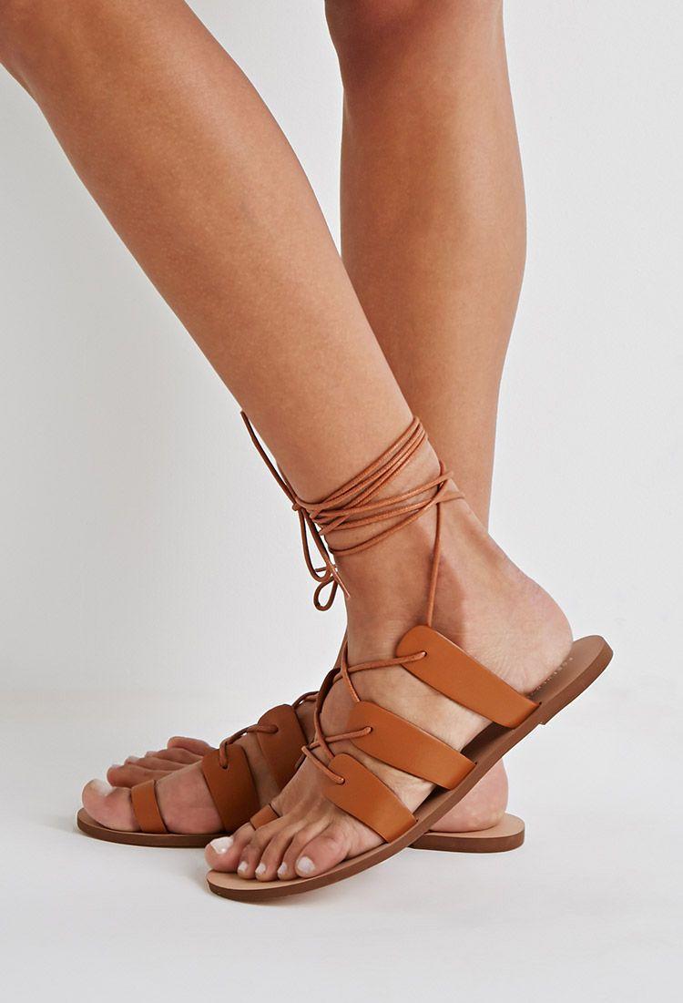 8ec6a400813 Gladiators. Gladiators Lace Up Gladiator Sandals ...