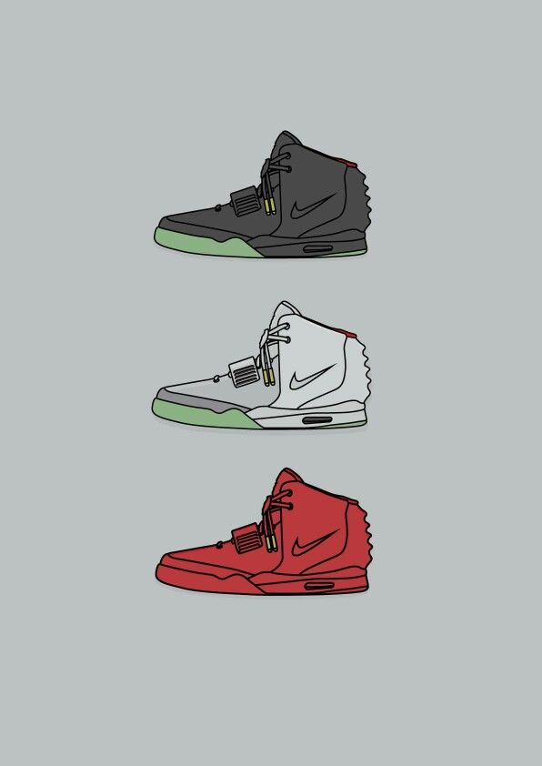 Red October Sneakers wallpaper, Sneaker art, Sneakers