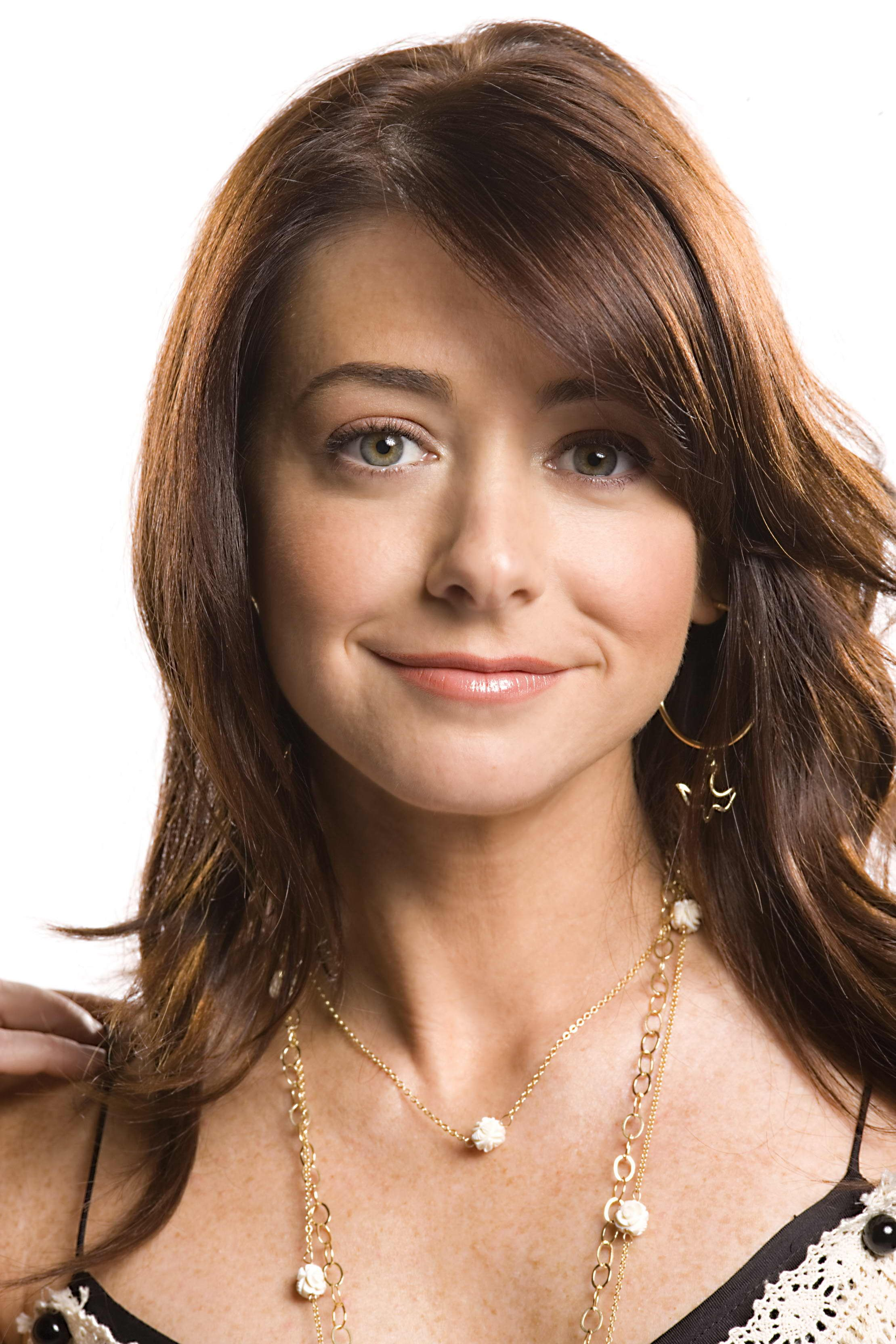 picture Alyson Hannigan born March 24, 1974 (age 44)