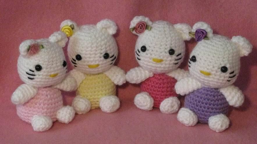 amigurumi free patterns hello kitty