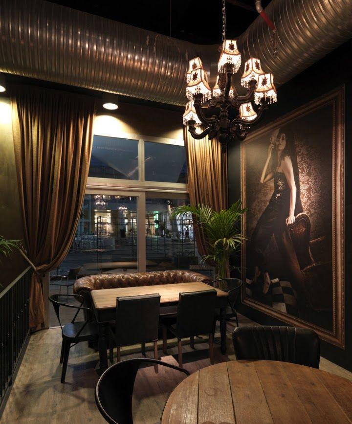Bar And Lounge Interior Design: Sagamor Lounge Bar & Restaurant