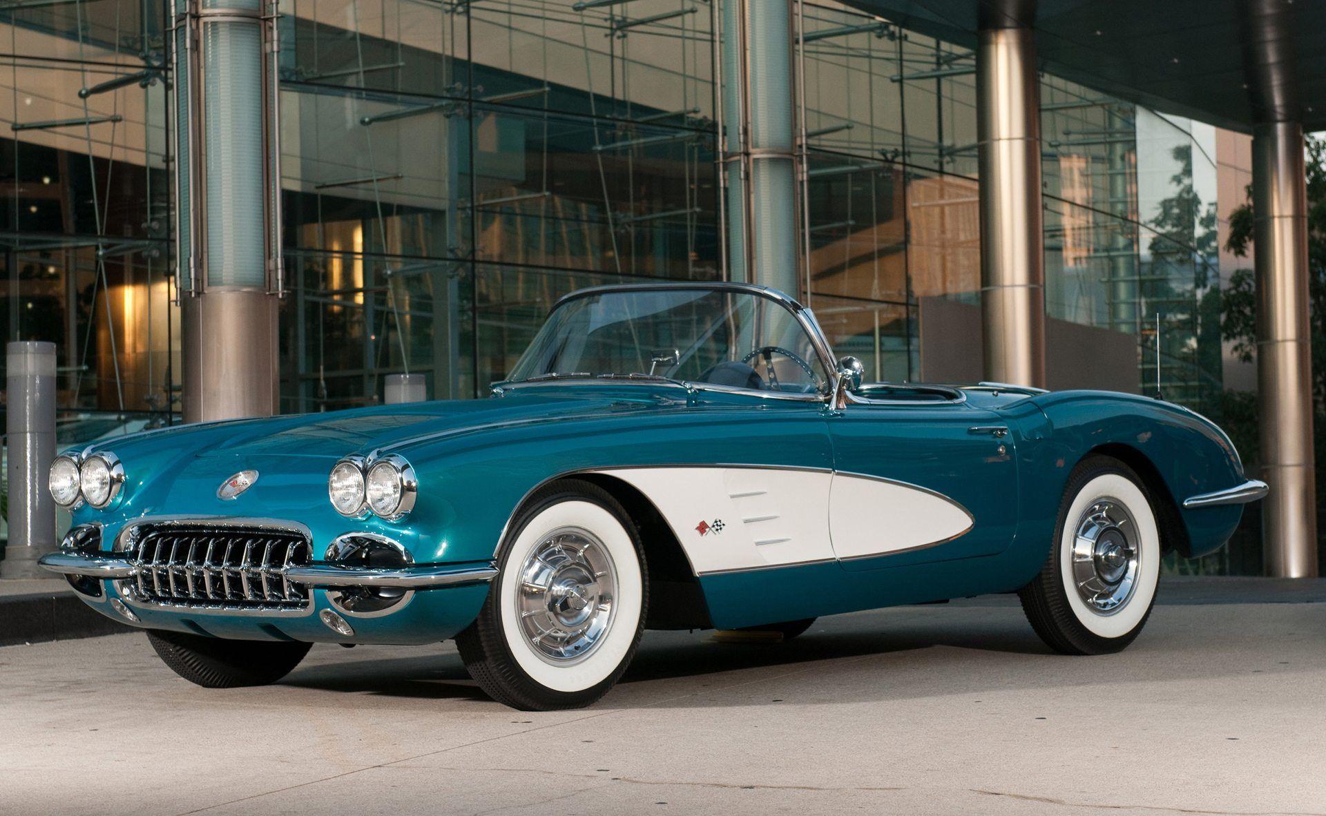 1958 C1 Corvette | 1958 Corvette | Chevrolet corvette c1