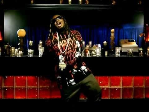 T-pain feat. Akon video clip bartender vob.