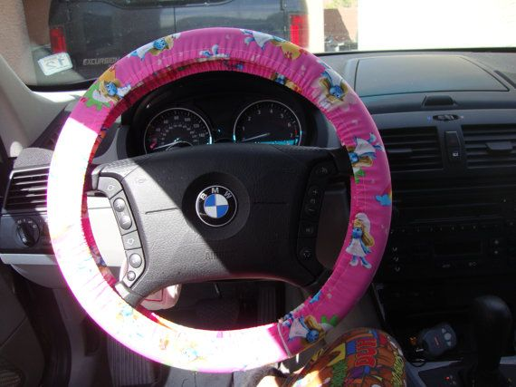 Outstanding Steering Wheel Cover Smurfs Smurfette By Julieshobbyhut On Camellatalisay Diy Chair Ideas Camellatalisaycom