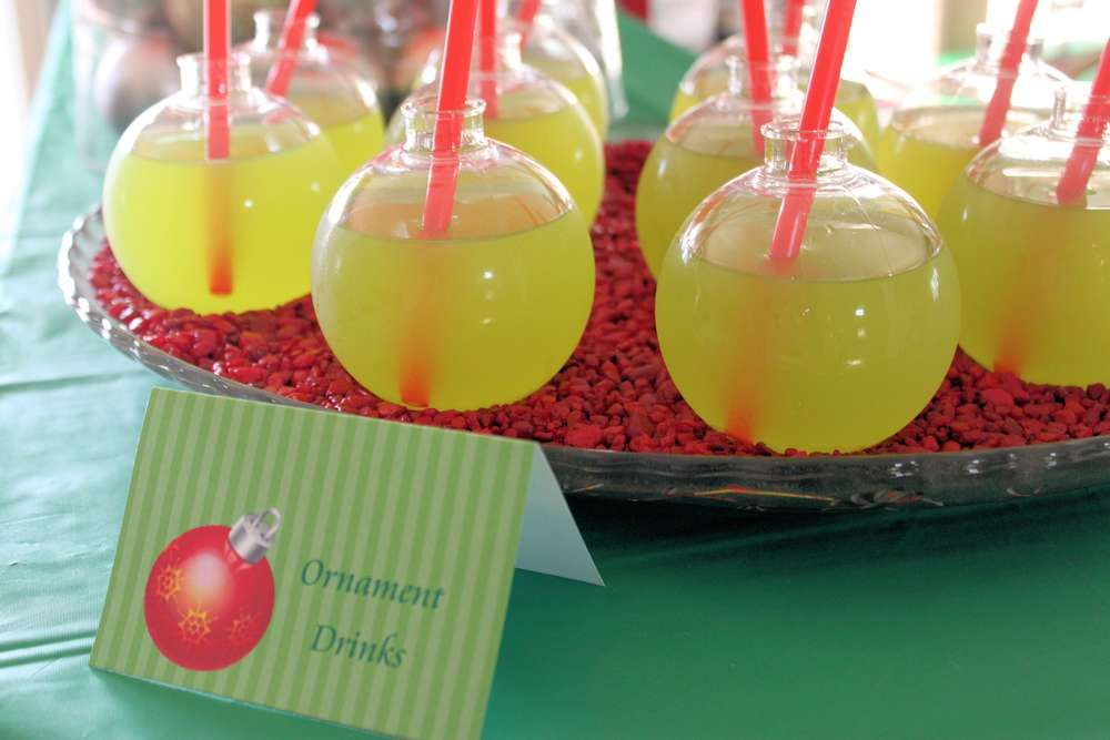 Superior Christmas In July Party Food Ideas Part - 11: Christmas In July Birthday Party Ideas | Photo 16 Of 42 | Catch My Party