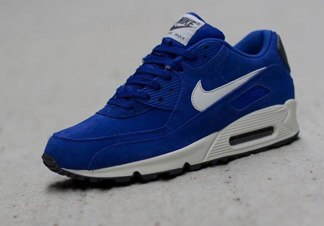10e37dbcb0d40 Preview  Nike Air Max 90 Suede